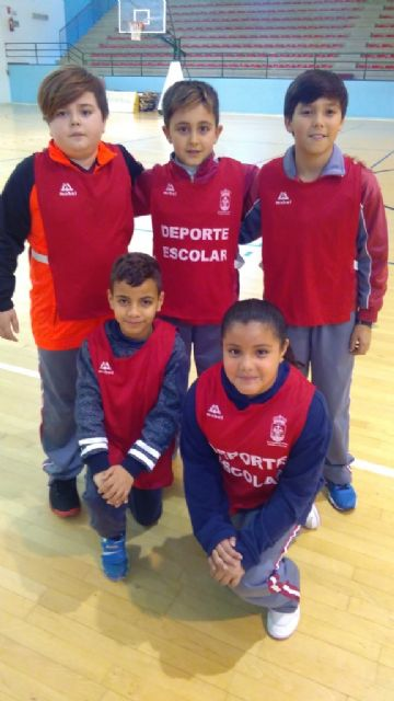 The Local Phase of School Sports Basketball has the participation of 417 schoolchildren - 9