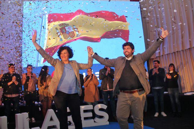 Mª Ángeles Túnez repite como candidata del PP a la Alcaldía de Puerto Lumbreras - 1, Foto 1