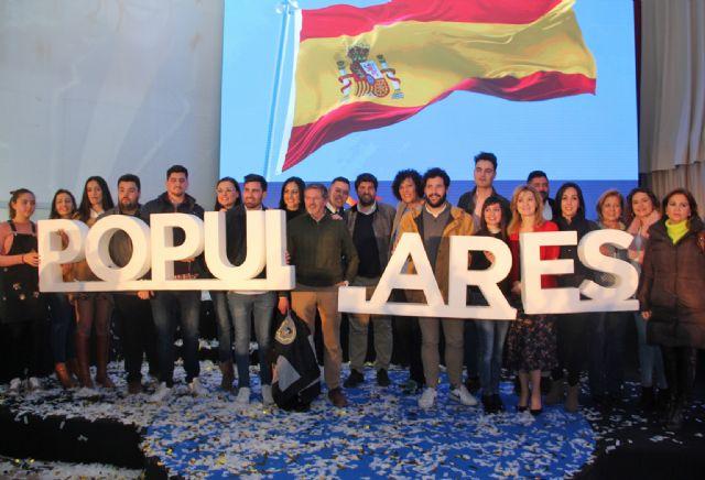Mª Ángeles Túnez repite como candidata del PP a la Alcaldía de Puerto Lumbreras - 2, Foto 2