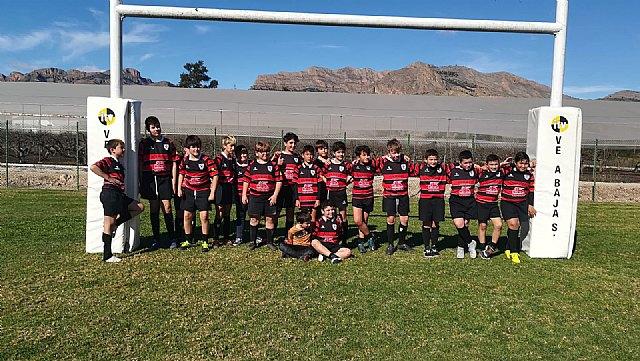 Los partidos del club rugby Totana, en las categor�as sub 8 sub 10 y sub 12, se disputaron ayer en Orihuela, Foto 1
