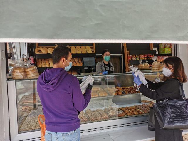 La Concejalía de Comercio llevó a cabo en 2020 más de 50 actuaciones para fomentar el consumo local y potenciar la reactivación económica de Puerto Lumbreras ante la COVID-19 - 1, Foto 1