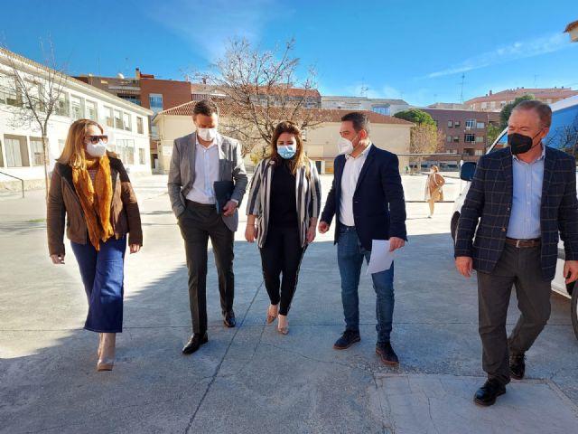 La Comunidad Autónoma y el Ayuntamiento de Caravaca invierten cerca de 230.000 euros en obras de adecuación para atender necesidades de varios colegios del casco urbano y pedanías - 2, Foto 2
