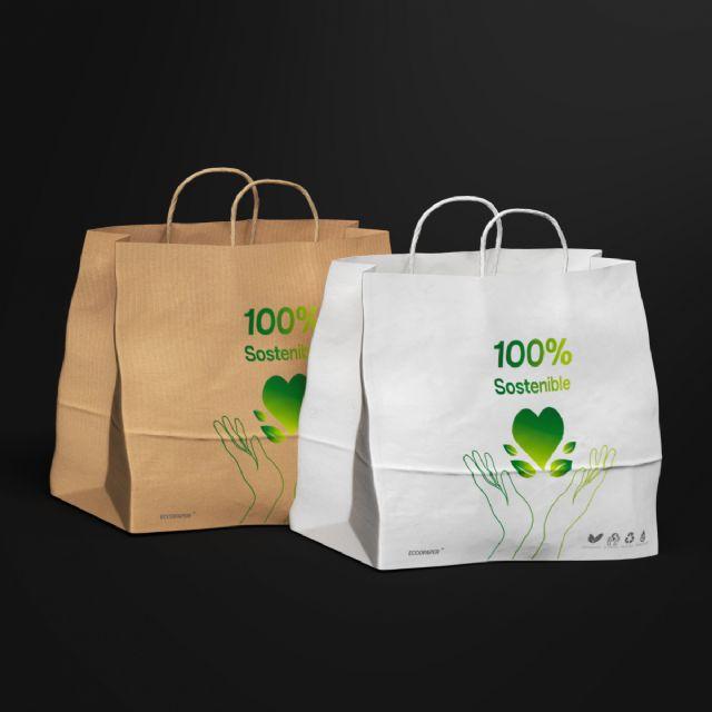 Eccopaper trae a España la compra colectiva de bolsas de papel sostenibles para abaratar costes - 1, Foto 1