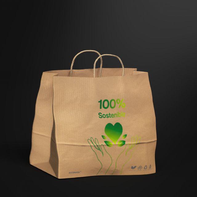 Eccopaper trae a España la compra colectiva de bolsas de papel sostenibles para abaratar costes - 2, Foto 2