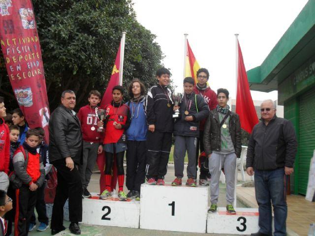 Los colegios La Cruz y Reina Sofía consiguieron sendos primeros puestos en la Final Regional de Orientación de Deporte Escolar, Foto 1