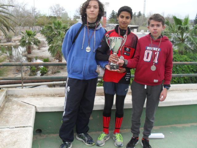 Los colegios La Cruz y Reina Sofía consiguieron sendos primeros puestos en la Final Regional de Orientación de Deporte Escolar, Foto 2