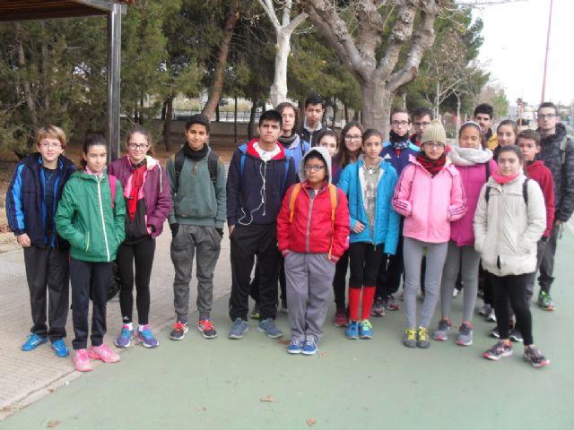 Los colegios La Cruz y Reina Sofía consiguieron sendos primeros puestos en la Final Regional de Orientación de Deporte Escolar, Foto 3