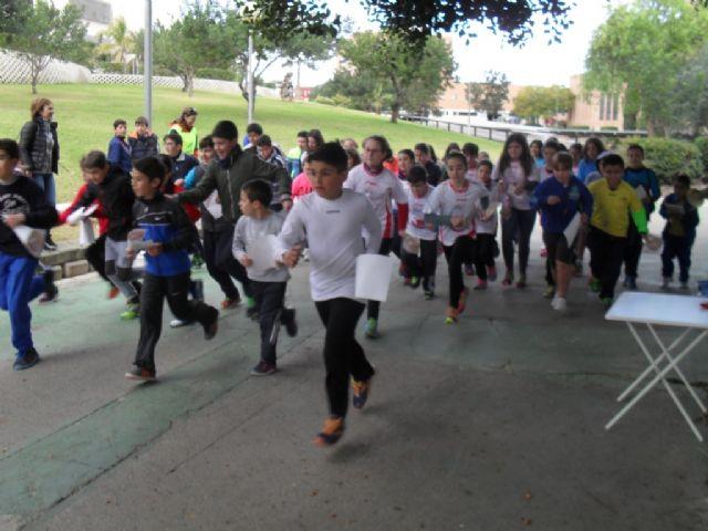 Los colegios La Cruz y Reina Sofía consiguieron sendos primeros puestos en la Final Regional de Orientación de Deporte Escolar, Foto 4