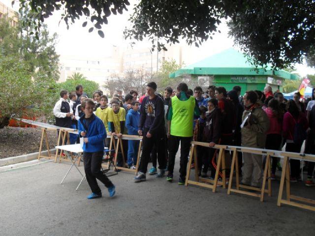 Los colegios La Cruz y Reina Sofía consiguieron sendos primeros puestos en la Final Regional de Orientación de Deporte Escolar, Foto 5