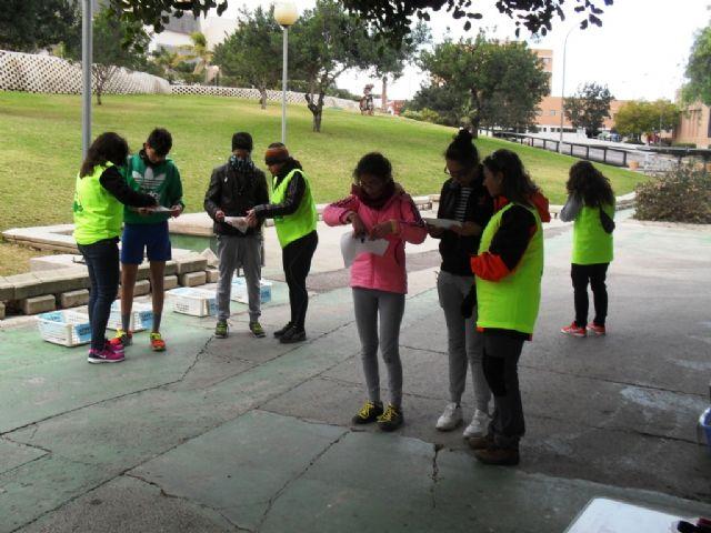 Los colegios La Cruz y Reina Sofía consiguieron sendos primeros puestos en la Final Regional de Orientación de Deporte Escolar, Foto 6