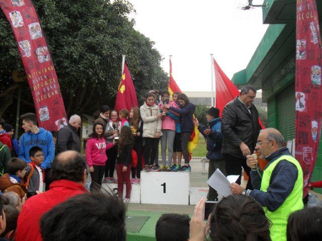 Los colegios La Cruz y Reina Sofía consiguieron sendos primeros puestos en la Final Regional de Orientación de Deporte Escolar, Foto 8