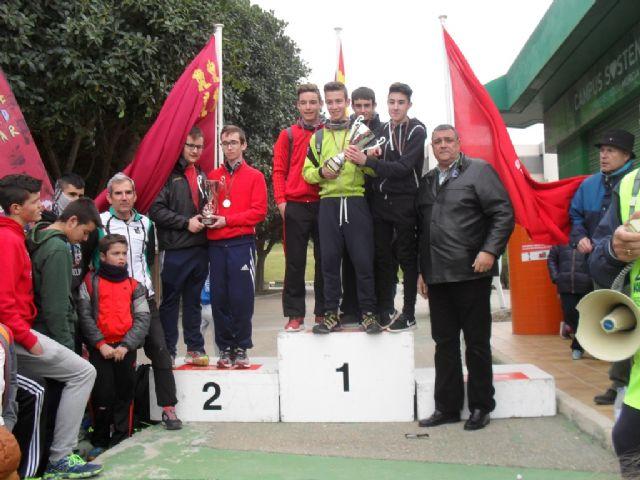 Los colegios La Cruz y Reina Sofía consiguieron sendos primeros puestos en la Final Regional de Orientación de Deporte Escolar, Foto 9