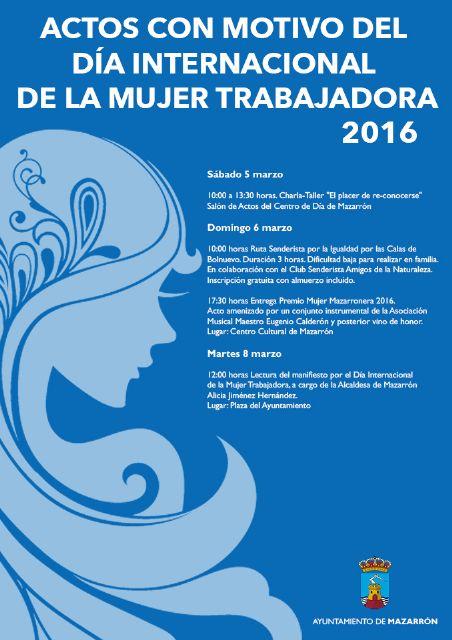 Mazarr n pol tica social conmemora el d a internacional for Noticias dela farandula internacional 2016