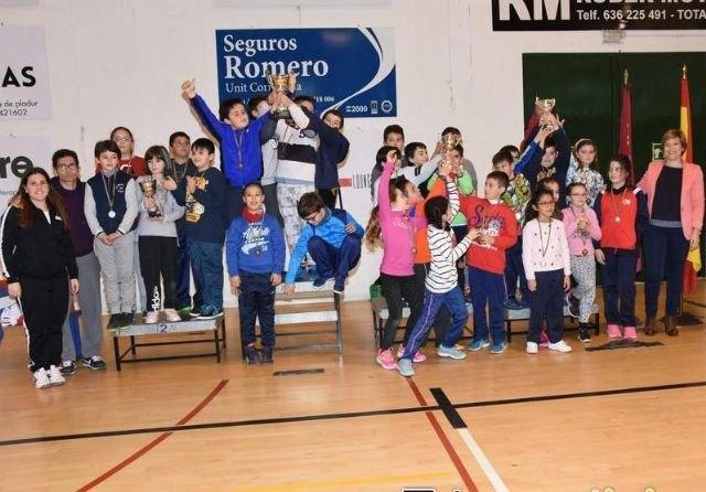 Finaliza la Fase Local de Baloncesto Benjamín y Alevín de Deporte Escolar, Foto 1