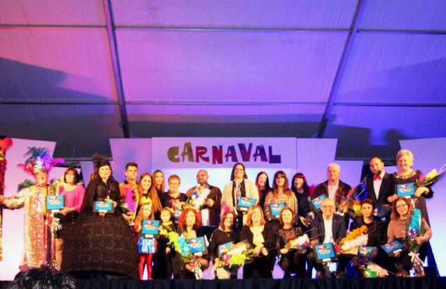 La gala Bienvenida al Carnaval homenajea a las 'Máscaras del Carnaval' de los últimos 20 años - 1, Foto 1