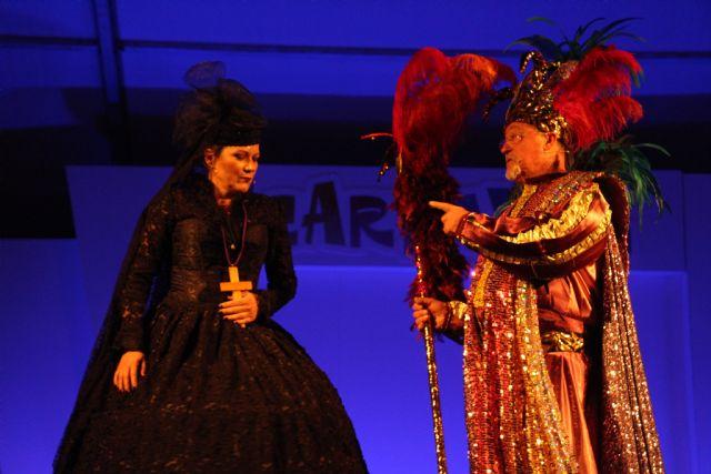 La gala Bienvenida al Carnaval homenajea a las 'Máscaras del Carnaval' de los últimos 20 años - 2, Foto 2