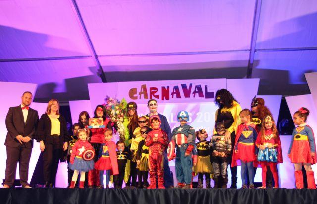 La gala Bienvenida al Carnaval homenajea a las 'Máscaras del Carnaval' de los últimos 20 años - 3, Foto 3