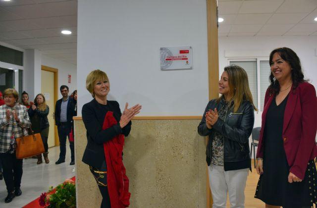Campos del Río inaugura su sede permanente de la Universidad de Murcia - 1, Foto 1