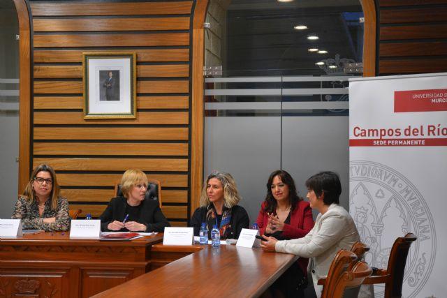 Campos del Río inaugura su sede permanente de la Universidad de Murcia - 4, Foto 4
