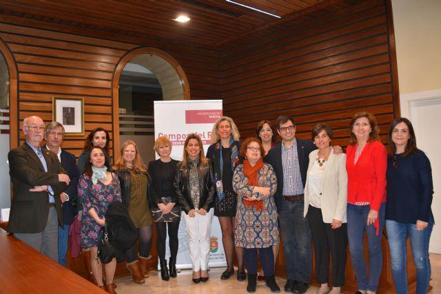 Campos del Río inaugura su sede permanente de la Universidad de Murcia - 5, Foto 5