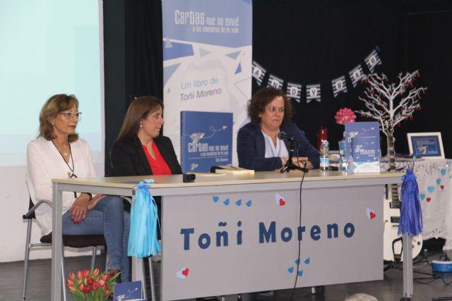 Toñi Moreno relata su experiencia vital en Cartas que no envié a los maestros de mi vida - 1, Foto 1