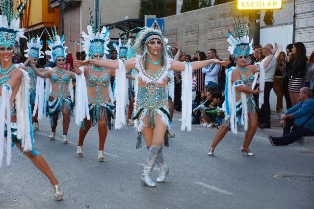 El carnaval del Domingo de Piñata de Archena pone este año en las calles a 18 comparsas - 1, Foto 1