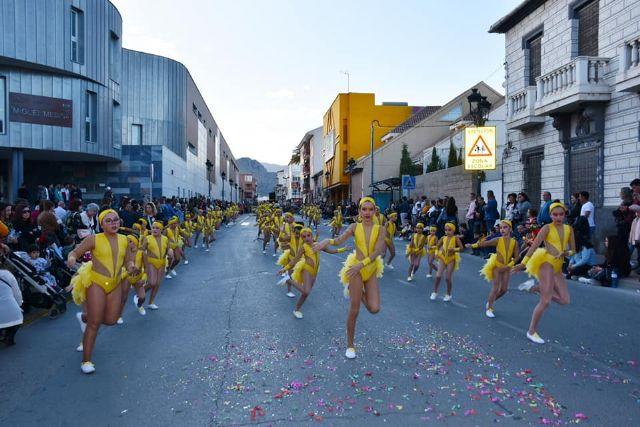 El carnaval del Domingo de Piñata de Archena pone este año en las calles a 18 comparsas - 2, Foto 2