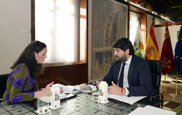 se invertirán más de dos millones de euros en Fuente Álamo para mejorar la red de depuración - 1, Foto 1