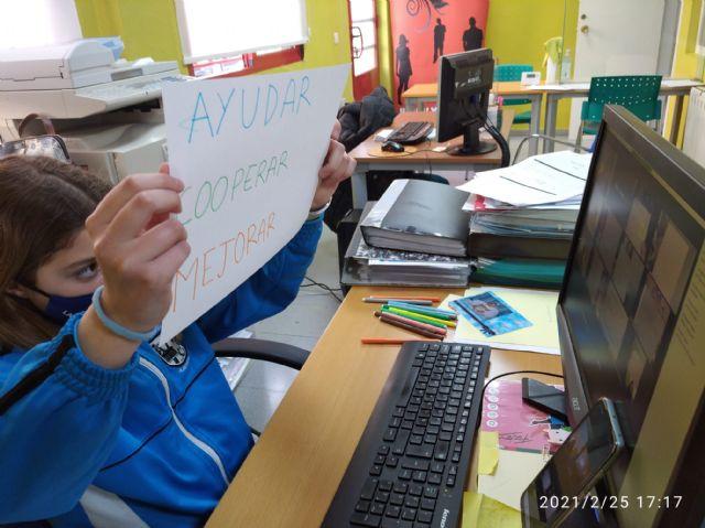 El Consejo de Infancia y Adolescencia Local de Calasparra participa en el taller virtual de Participación Infantil y Juvenil en clave ODS - 2, Foto 2