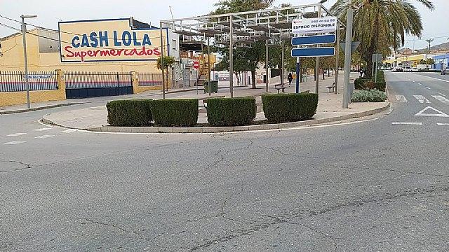 Trabajos de la brigada municipal: martes 2 de marzo - 2, Foto 2