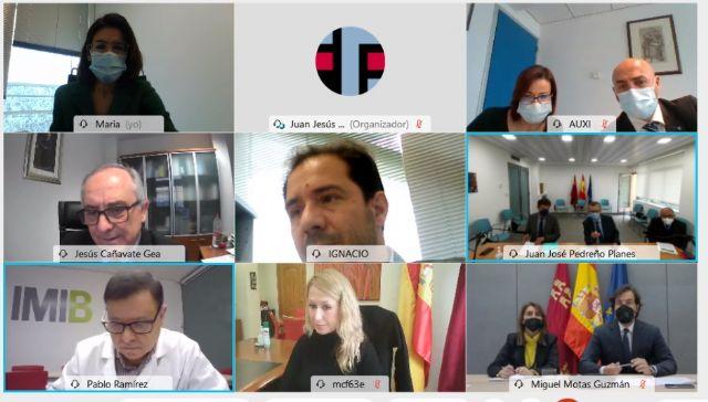 María Fuensanta Martínez es la nueva directora de la Fundación para la Formación e Investigación Sanitarias de la Región de Murcia - 1, Foto 1