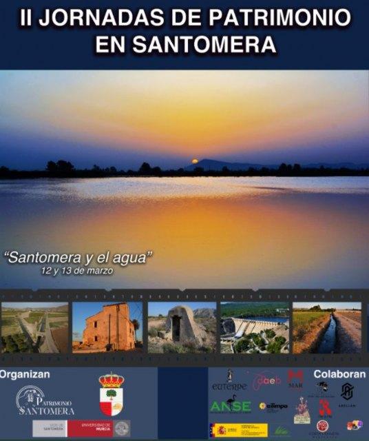 Vuelven las jornadas de Patrimonio a Santomera - 1, Foto 1