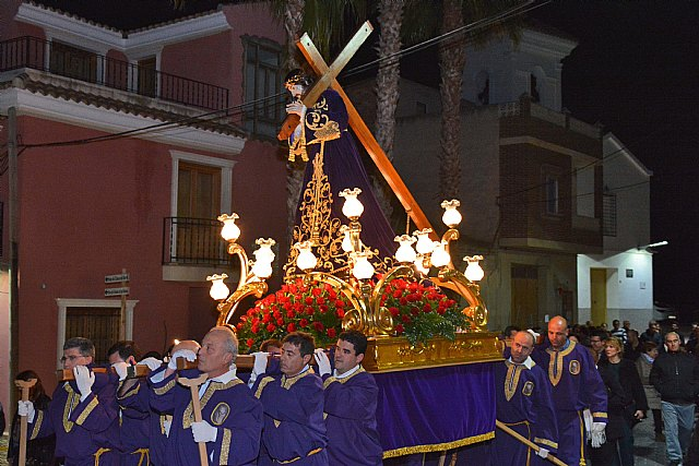Cientos de camperos participan en las procesiones del Jueves, Viernes Santo y Domingo de Resurrección - 1, Foto 1