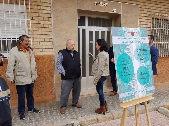 Más de 80 familias de Alcantari lla se benefician de ayudas para mejorar la a ccesibilidad en sus edificios y viviendas - 1, Foto 1