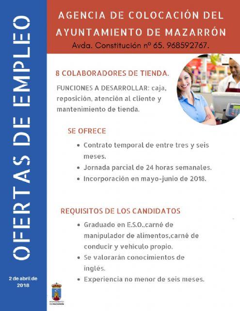 La agencia municipal oferta 8 nuevos empleos, Foto 1