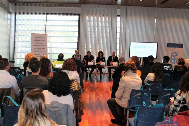 Jornadas sobre Intervención y mediación ante situaciones discriminatorias por diversidad afectivo-sexual - 5, Foto 5
