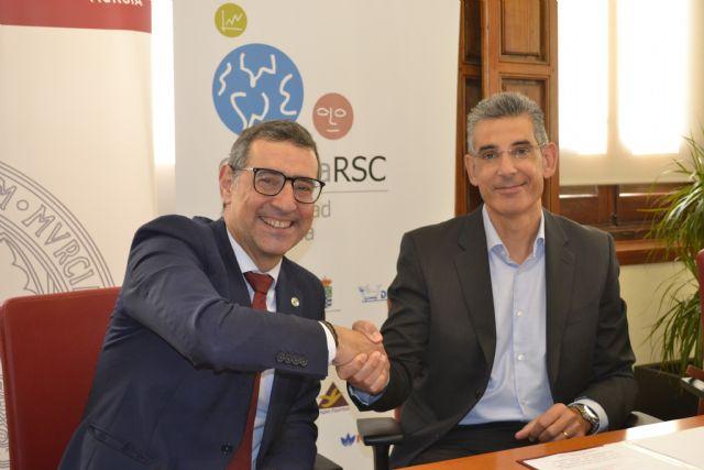 La empresa Prosur se une a la Cátedra de Responsabilidad Social Corporativa de la Universidad de Murcia - 1, Foto 1
