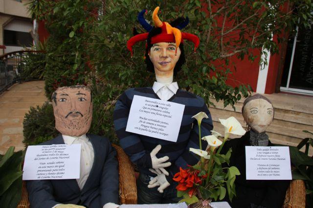 La fiesta de Los Mayos de Alhama, protagonista del décimo de Lotería Nacional, Foto 2