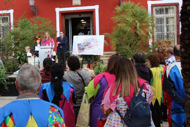 La fiesta de Los Mayos de Alhama, protagonista del décimo de Lotería Nacional, Foto 5