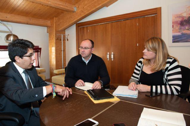 Ayuntamiento y Consulado de Ecuador afianzan relaciones - 1, Foto 1