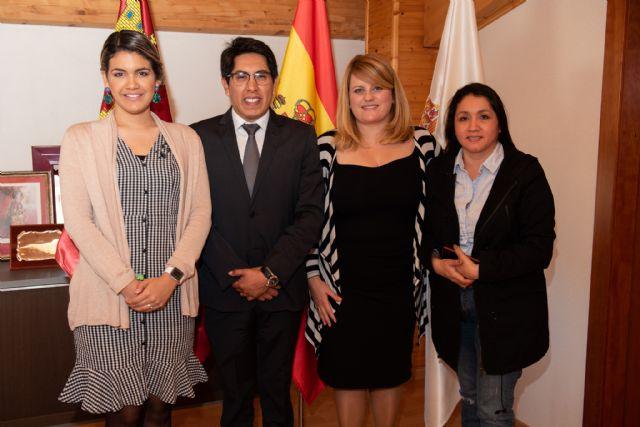 Ayuntamiento y Consulado de Ecuador afianzan relaciones - 2, Foto 2