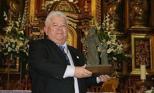 El IES Juan de la Cierva y Codorn�u otorga la distinci�n de Bachiller de Honor 2019 a Juan Mart�nez Fern�ndez, «el Enterraor», Foto 1