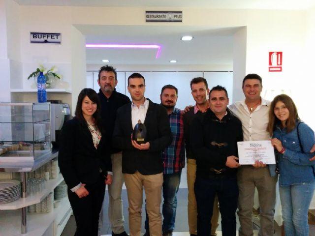 La 30° subida a La Santa recibe el galardón como mejor evento deportivo de la Región de Murcia en el año 2015, Foto 1