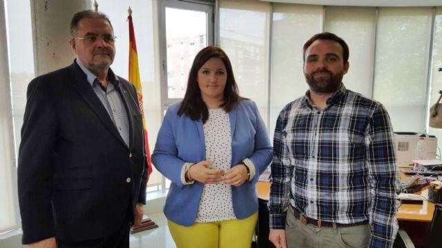 El Gobierno municipal pretende cambiar el uso del CAI del polígono industrial El Saladar, Foto 1