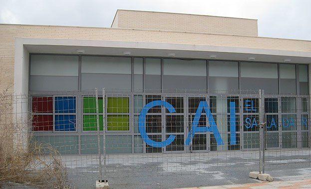 El Gobierno municipal pretende cambiar el uso del CAI del polígono industrial El Saladar, Foto 2