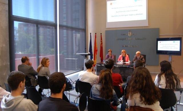 20 alumnos de bachiller internacional del instituto Alfonso X participan en un congreso de astronáutica en Moscú, Foto 2