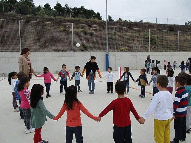 El colegio de La Cruz en Movimiento Creativo, Foto 1