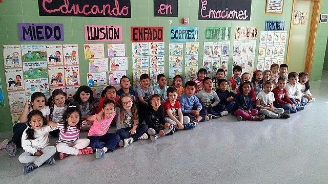 CEIP La Cruz. Educando en emociones, Foto 1