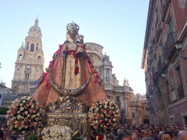 La Fuensanta regresa a su Santuario en el monte - 3, Foto 3