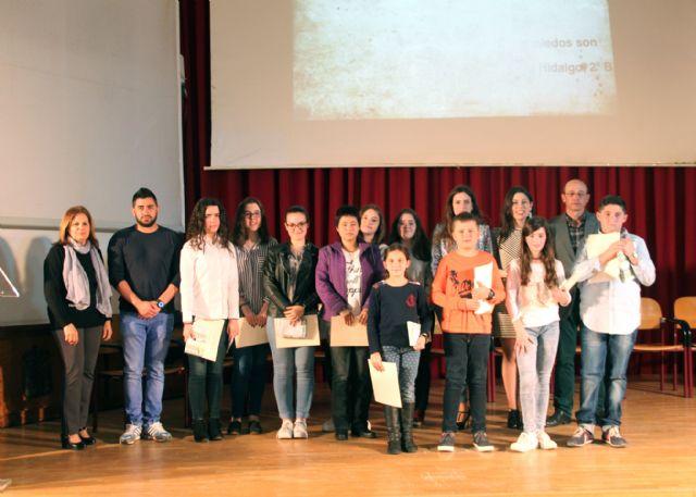 Más de 200 jóvenes participan en el Certamen Literario Memoria Juan Pérez - 1, Foto 1
